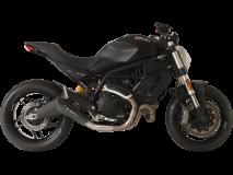 EVOXTREME 260mm Inox Negro Racing