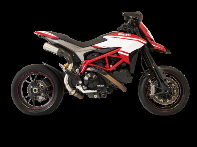 DUCATI Hypermotard 821 Racing