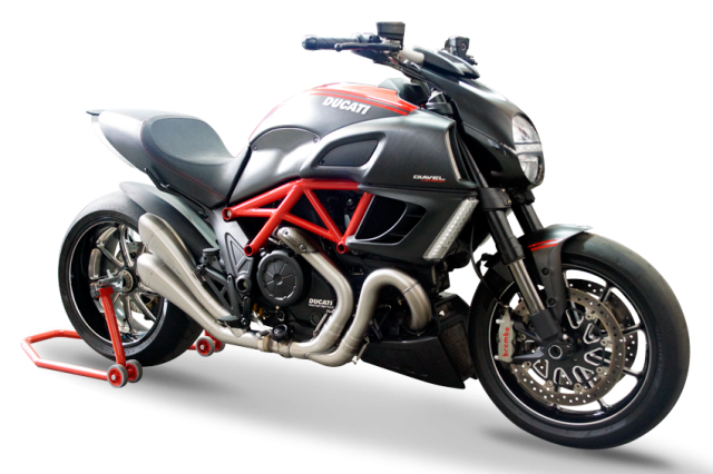 DUCATI Diavel Evolution