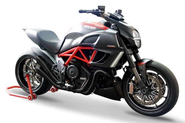 DUCATI Diavel Evolution Negro