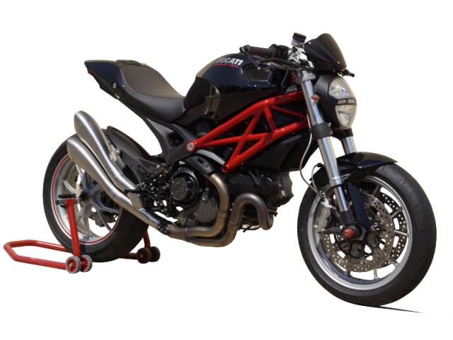 DUCATI Monster EVO 2011-2013 Negro