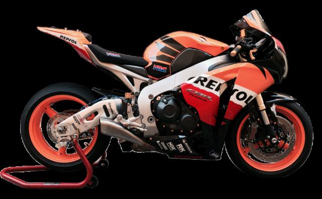 HONDA CBR 1000 RR 2008-2013