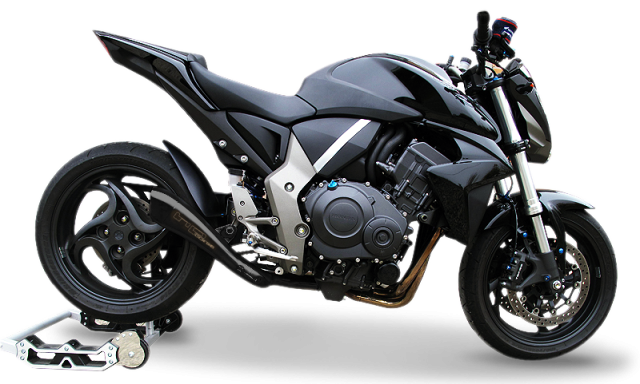 HONDA CB1000R 2008-2016 Racing Negro