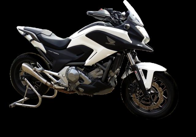 HONDA NC 700-750 S/X 2012-2015