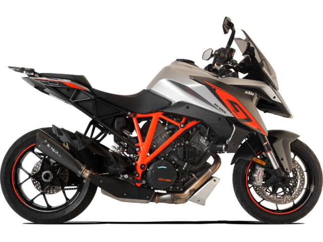 KTM 1290 Super Duke GT 2017 Racing Negro