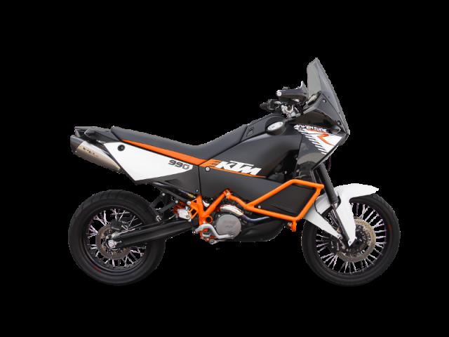 KTM 990 Adventure/R 2006-2014