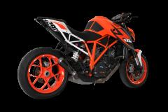 KTM 1290 Super Duke R 2014-2016 Negro
