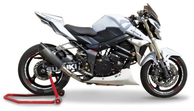 SUZUKI GSR 750 20112016 Negro