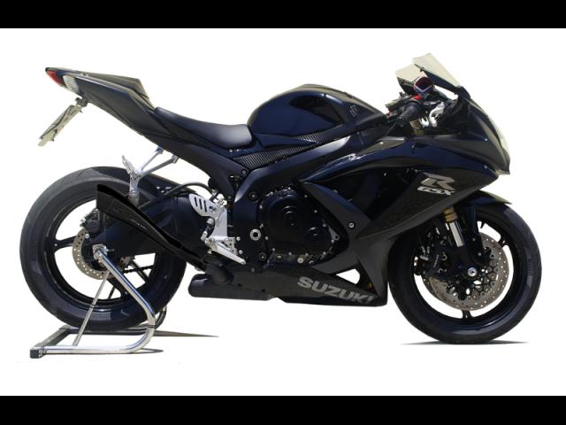 SUZUKI GSX-R 600/750 2008-2010 Negro