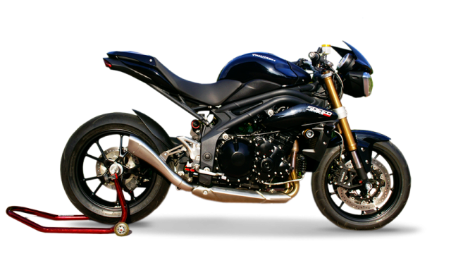 TRIUMPH Speed Triple  2011-2015