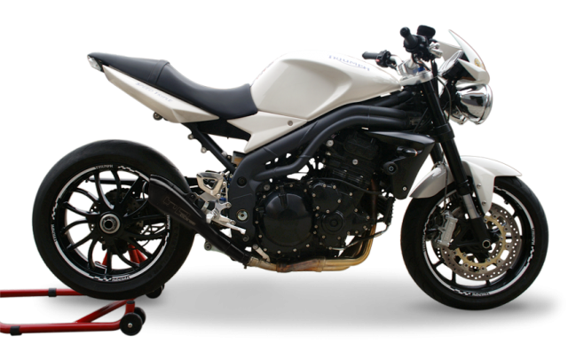 TRIUMPH Speed Triple 2007-2010 Negro