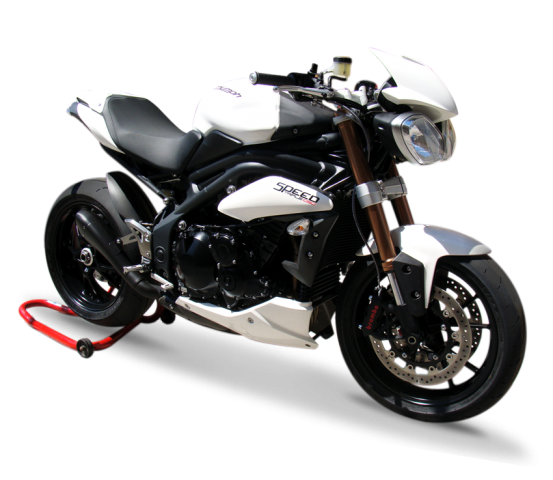 TRIUMPH Speed Triple  2011-2015 Negro