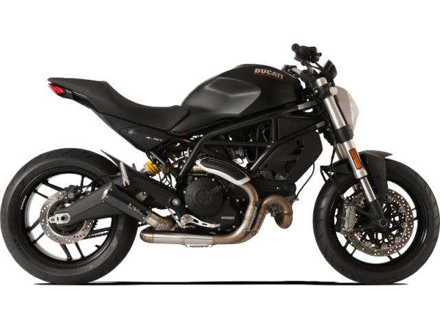DUCATI Monster 797 Espiral Negro (anillo)