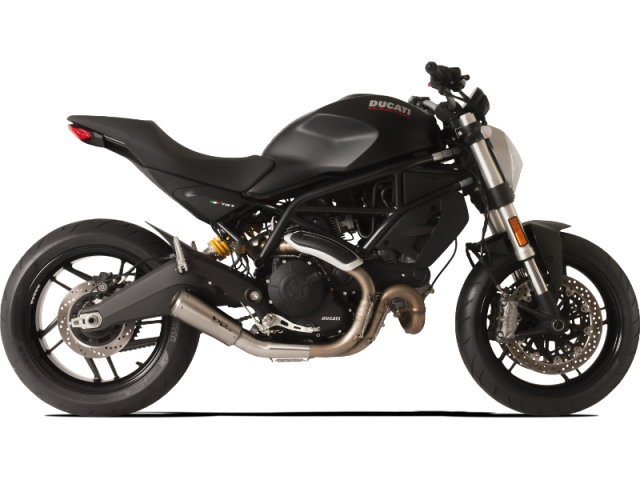 DUCATI Monster 797 Recto Satinado (anillo)