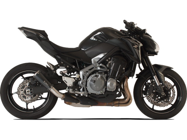 KAWASAKI Z 900 2017-2018 Racing Negro (anillo)