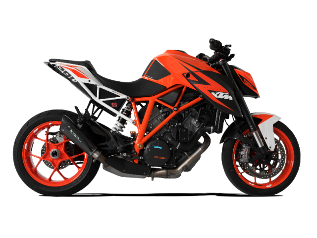 KTM 1290 Super Duke R 2014-2016 Racing Negro