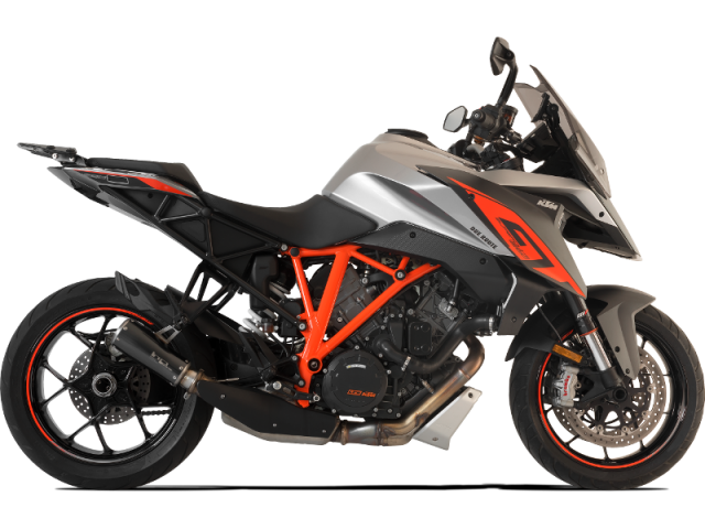 KTM 1290 Super Duke GT 2016-2018 Racing Negro