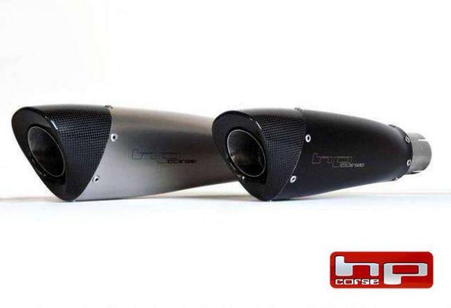 EVOXTREME 310mm Inox Negro